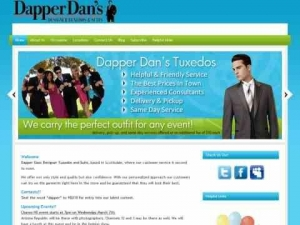 Dapper Dans Designer Tuxedos & Suits